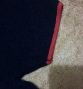 платье вязанная