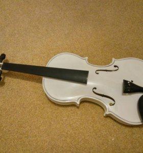 Новая скрипка BRAHNER BVC-370/WH 4/4