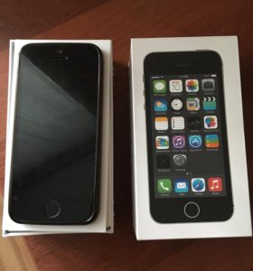 iPhone 5s 16 gb.