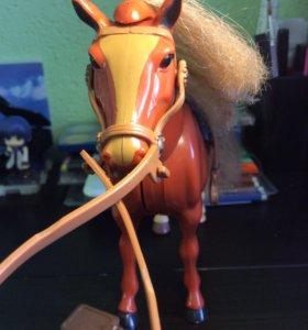 Игрушечная лошадь