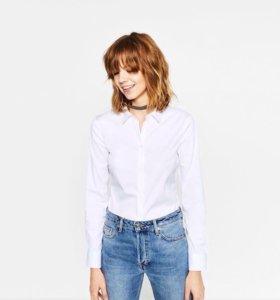 Базовая блузка Zara