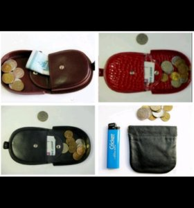 Кошелек для мелочи, монетница, портмоне