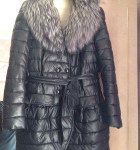 Куртка-пальто еврозима