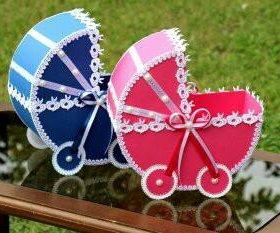 Изготовление колясок на свадьбу