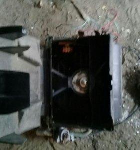Карбюратор,гинератор,печка,стартер на оку