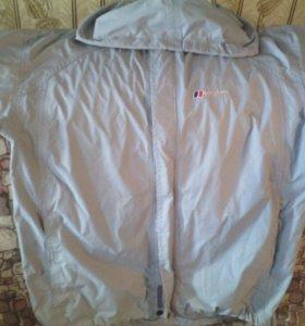 Berghaus куртка-ветровка