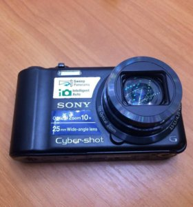 Цифровой фотоаппарат Sony Cyber-Shot DSC-H55.