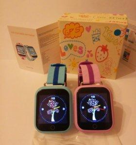 Детские gps-часы