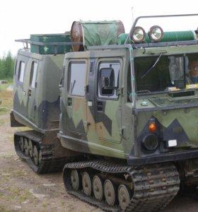 Вездеход Лось BV-206