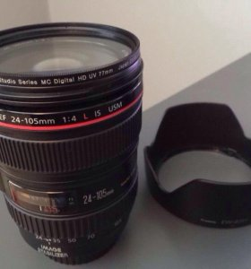 Canon 24-105mm f4 USM IS
