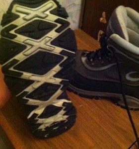 демисезонные ботинки коламбия