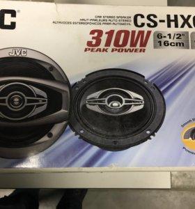 Автоакустика JVC CS-HX648