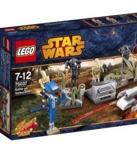 Новый конструктор Lego 75037 БИТВА НА САЛЕУКАМИ
