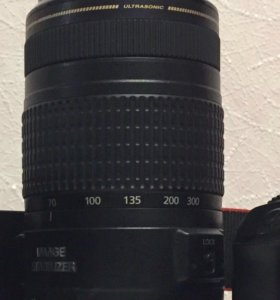 Canon ef 70-300 mm is usm