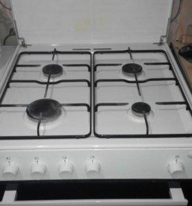 Газовая плита ElektroluxEKG960108W