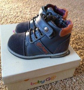 Ботинки baby go