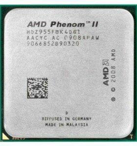 Процессор AMD Phenom II x4 955 3,2 Ghz AM3