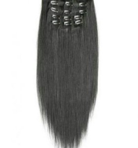 Наборы прядей волос на заколках