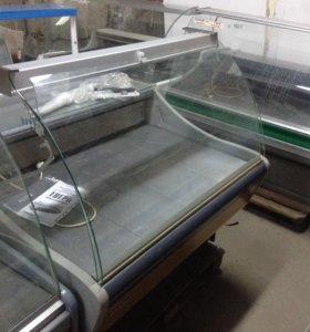 Arneg холодильная витрина