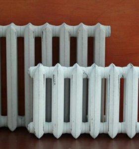 Чугунные радиаторы мс140-300/500