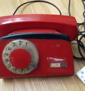 Домашний проводной телефон