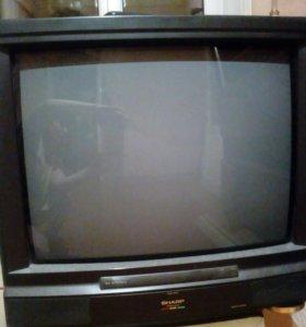 Телевизор SHARP (54см)