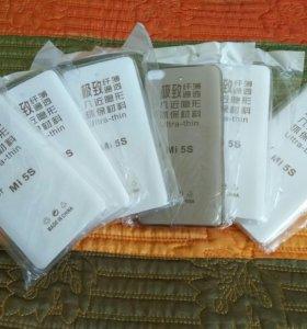 Xiaomi Mi5s силиконовый чехол