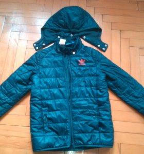 Оригинальная куртка ADIDAS.