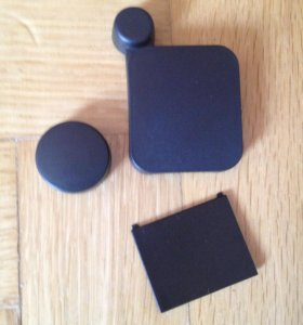 Крышка акб +защита линз для камеры gopro hero 3и3+