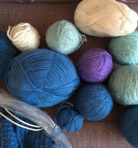 шерсть для вязания