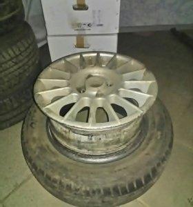 Литые диски R-14 для ВАЗ