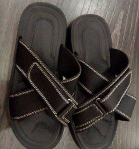 Новые сандали 40