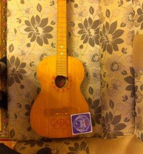 Гитара Москва 80