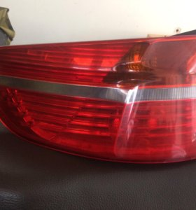 Левый задний фонарь BMW X6 E71