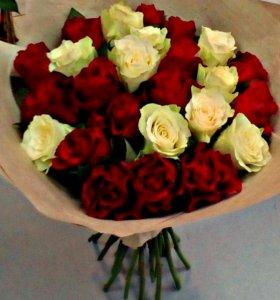 Розы кения для Любимой