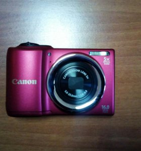 Фотоаппарат Canon PowerShot A810 HD