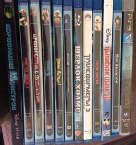 Фильмы(Blu-ray)