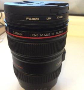 Объектив Canon 24 - 105 L