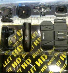 Экшен камера bullet hd pro 2