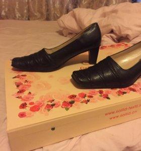 Туфли женские б/у, 39