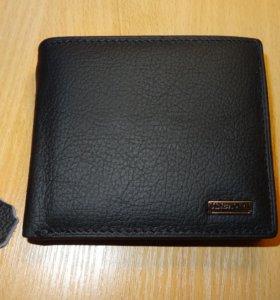 Мужской кошелёк-бумажник новый