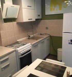 Шикарная квартира с дорогим ремонтом
