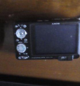 Sony 8.1mp цифровой фото в нормальном рабочем сост