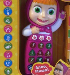 Интерактивная игрушка Машафон
