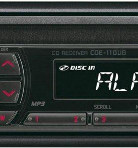 Alpine CDE 110ub