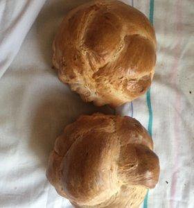 Домашний хлеб .выпечатна заказ .