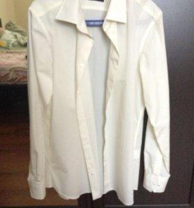 Белая рубашка  F.Monet