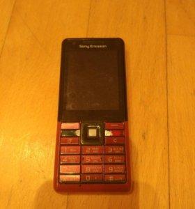 Мобильный телефон Sony Ericsson J105i
