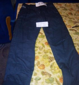 Джинцы и штаны новые теплые и простые