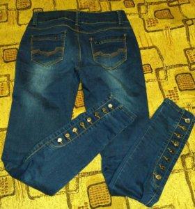 Продам джинсы скинни